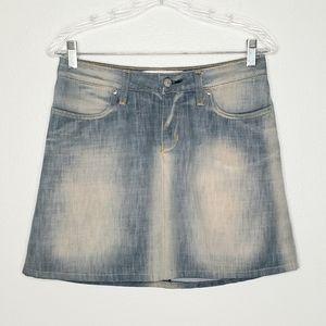 Paper Denim & Cloth Jean Skirt